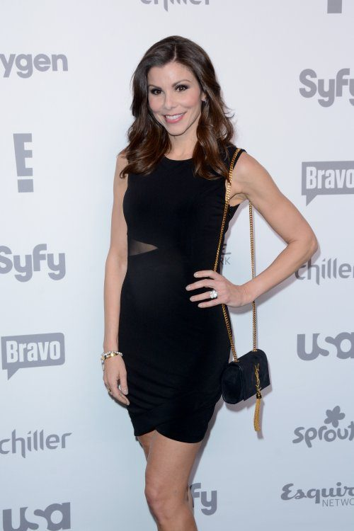 Heather Dubrow On How She's Changed, If Brooks Ayers Is Faking Ca