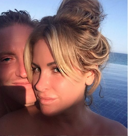 Photos – Kim Zolciak And Kroy Biermann Finally