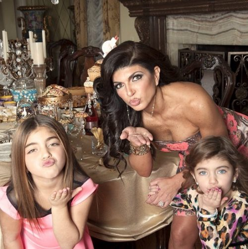 Teresa Giudice Writing A Memoir; Read Snippets From Her Prison Diary!