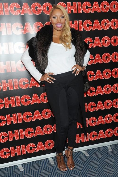 "NeNe Leakes Makes Her Debut As Matron ""Mama"" Morton In Chicago – Photos"