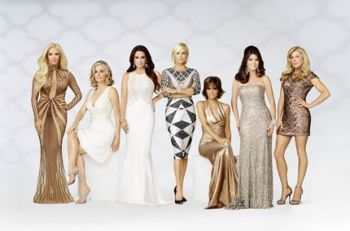 6 Reasons To Be Thankful Real Housewives Of Beverly Hills Is Back!