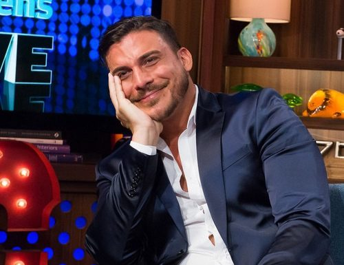 Photo Of The Day: Jax Taylor Shows Off His Latest 'Name' Tattoo