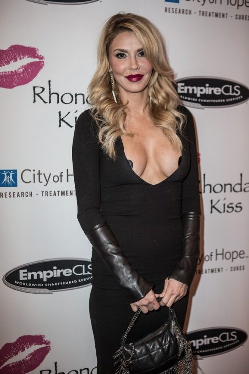 Brandi Glanville Coughs Up Proof That Eddie Cibrian Is The One Who's Lying