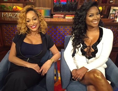 Kenya Moore Apologizes For Behavior Toward Kim Fields; Also, NeNe Leakes Responds To Being Called A Backstabber