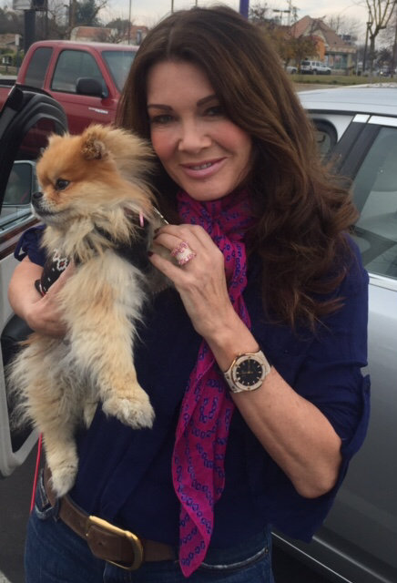 Lisa Vanderpump adopts Harrison