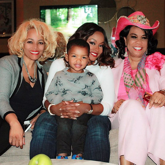 Kim and Phaedra in Miami with Frederica Wilson