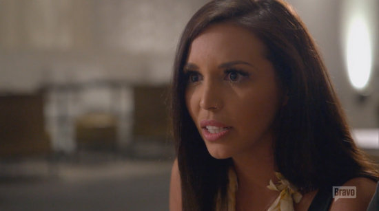 Scheana is sorry, not sorry