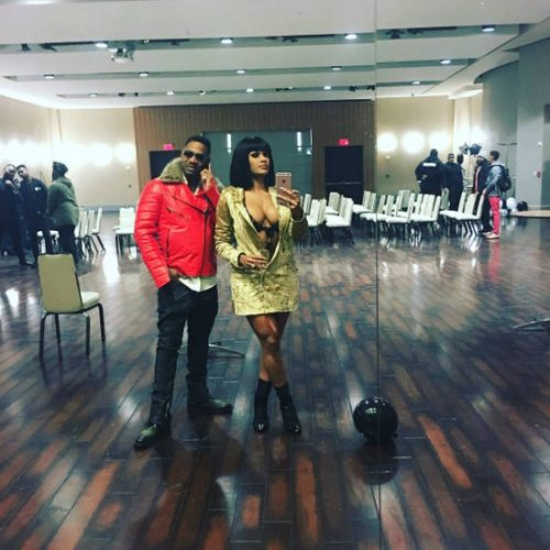 Stevie J And Joseline Hernandez Celebrate The Premiere Of 'Stevie J and Joseline Go Hollywood'