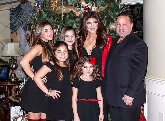 Teresa Giudice celebrates New Years after prison release