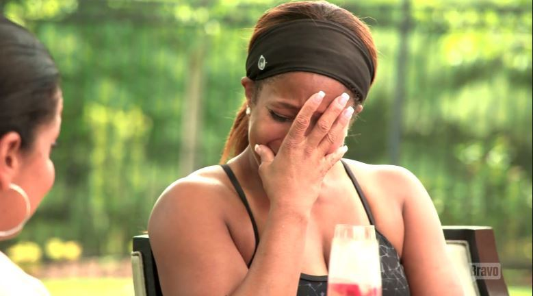 Charisse-Jordan-Crying-Real-Housewives-of-Potomac