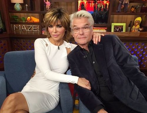 Lisa Rinna And Harry Hamlin On WWHL; Which Housewife Would Lisa Invite Into A Threesome?