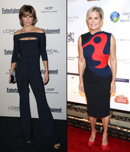 Lisa Rinna And Yolanda Foster Erupt Into A Twitter Battle; Lisa Calls Yolanda Out For Lies And Manipulations!