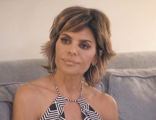Lisa Rinna Dissects The Munchausen Mishap...Again #RHOBH