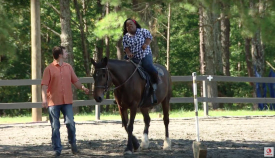Minnie Ross Horseback Riding