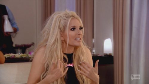 Erika Girardi Is Not A Liar!  Plus, Wants Questioning Of Yolanda Foster's Illness To Stop