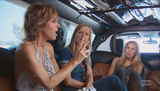 Lisa Rinna defends her conversation to Yolanda