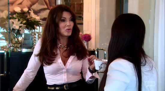 Lisa Vanderpump says no way to Faye