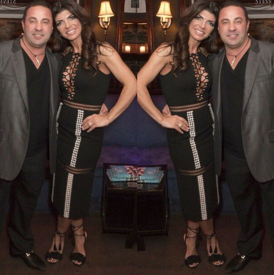 Teresa Giudice 'Turning The Tables' Party