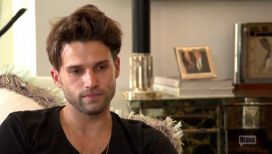 Tom Schwartz Feels Sad