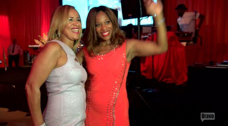 Charrisse-Jordan-Red-Dress-Bday-Party-Real-Housewives-of-Potomac