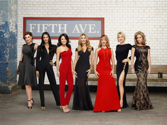 The Real Housewives of New York City - Season 8