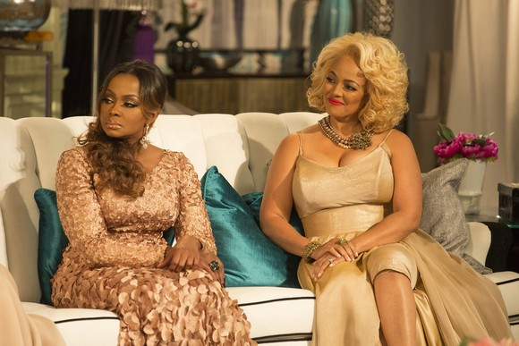 THE REAL HOUSEWIVES OF ATLANTA --