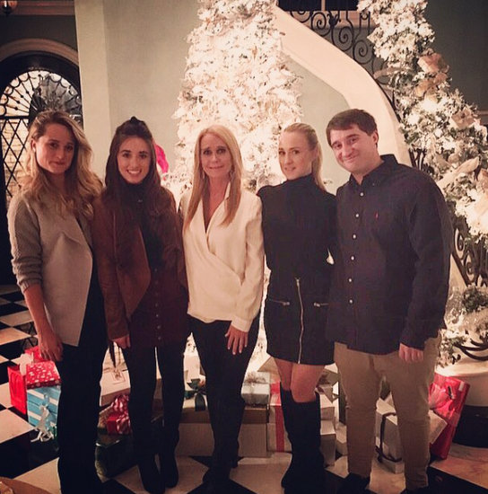 Kim Richards With Children