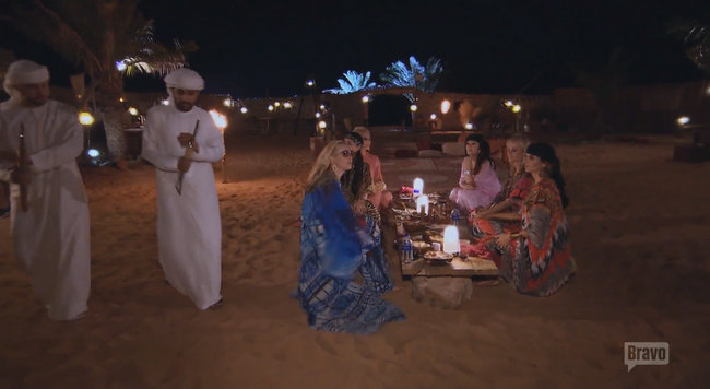 rhobh-arabian-nights-dinner