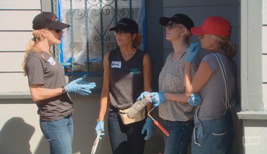 Habitat For Humanity RHOBH-style