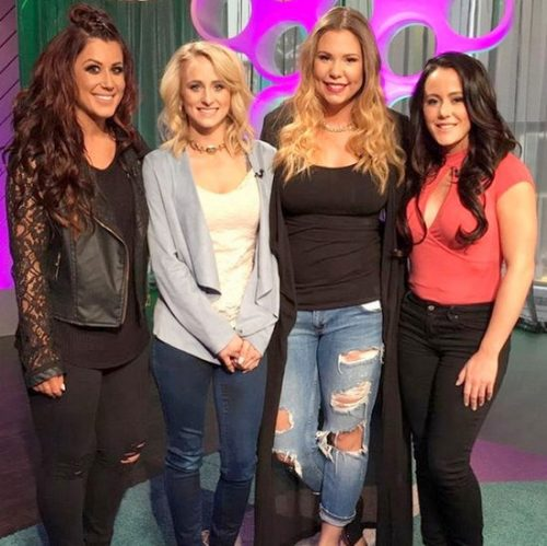 Teen Mom 2 Will Return For A Season 8 – Have All Four Girls Signed On?