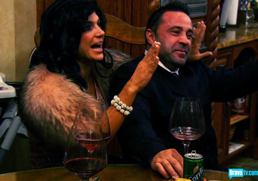 Joe Giudice Laughing
