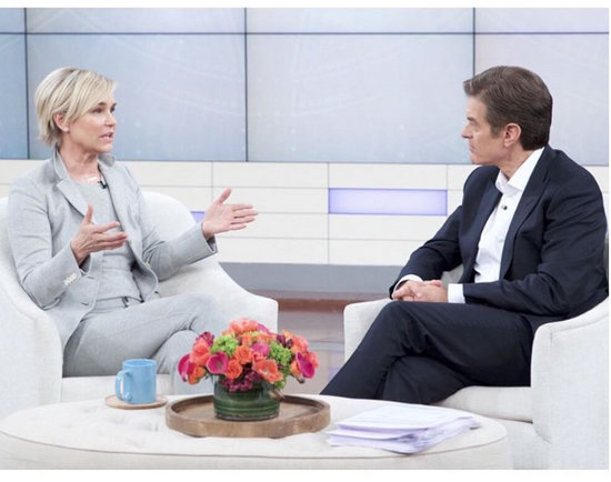 Yolanda Foster appears on Dr. Oz