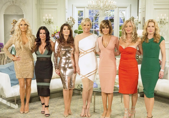 Reality TV Listings - RHOBH reunion