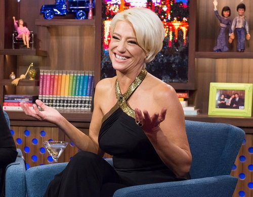 Dorinda Medley Dishes On Luann de Lesseps, The Earth-Shattering Texts, The Reunion, And If She Stirs The Pot!