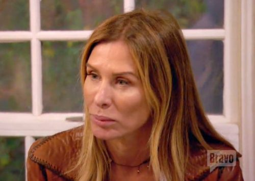 "Carole Radziwill Calls Luann de Lesseps ""The Housewife Narcissist"""