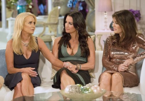 Why Does Kim Richards Feel Bad For Eileen Davidson And Lisa Rinna?