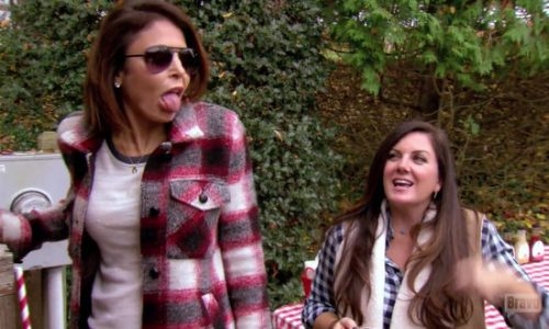Real Housewives Of New York Recap: Manners On The Rocks