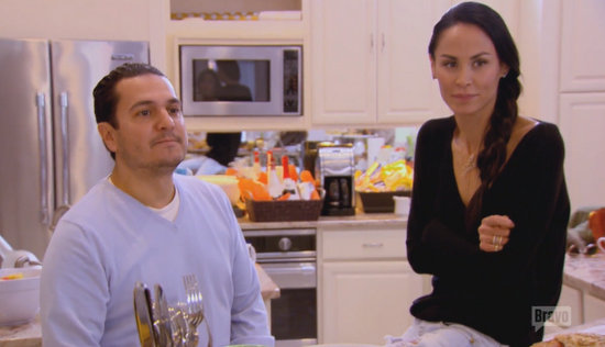 Jules Wainstein's divorce