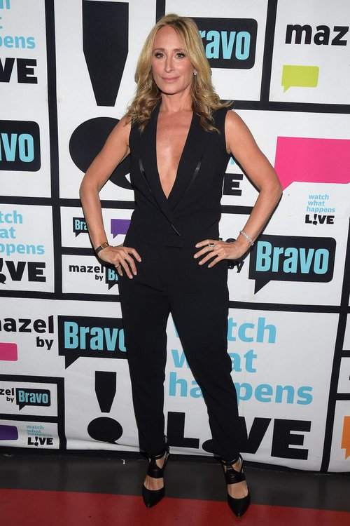 Sonja Morgan on WWHL