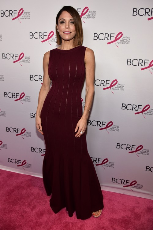 Breast Cancer Research Foundation's Hot Pink Party 'BCRF Goes Wild' at the Waldorf Astoria - Arrivals Featuring: Bethenny Frankel Where: Manhattan, New York, United States When: 13 Apr 2016 Credit: Rob Rich/WENN.com