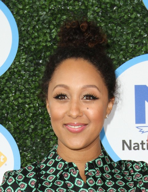 Safe Kids Day 2016 held at Smashbox Studios in Culver City Featuring: Tamera Mowry-Housley Where: Los Angeles, California, United States When: 24 Apr 2016 Credit: Adriana M. Barraza/WENN.com