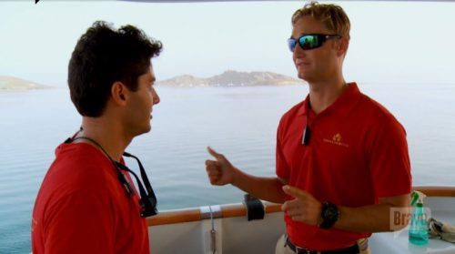 Below Deck Mediterranean Recap: Game Time