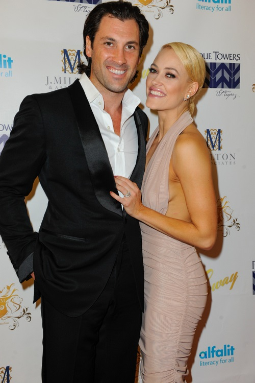 are peta and max from dancing with the stars dating