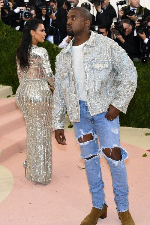 Photos – Met Gala Fashion – Andy Cohen, Kim Kardashian, Bella Hadid, And More