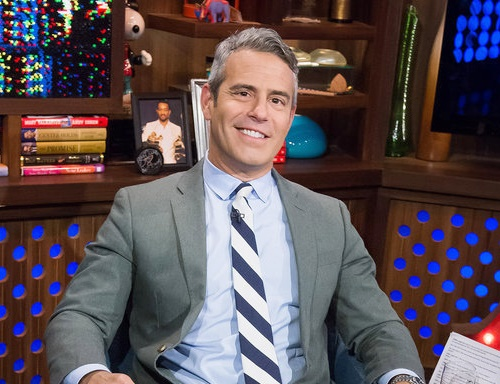New Shows on Bravo - Look Who's Hosting Live with Andy Cohen