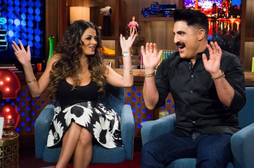 Reza Farahan Explains Why He Called GG Gharachedaghi A Snake On WWHL; Talks Mike Shouhed's Marriage Troubles