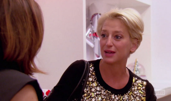 Dorinda confides in Bethenny
