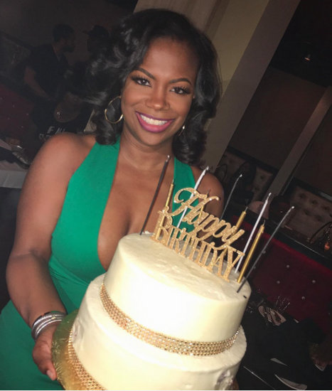 Kandi Burruss Turns 40