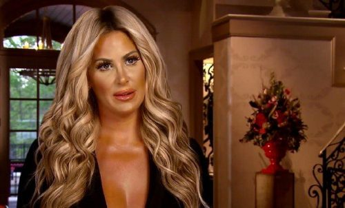 Kim Zolciak Plastic Surgery Admission – Responds To Rumors; Plus, Talks Diet And Genetics