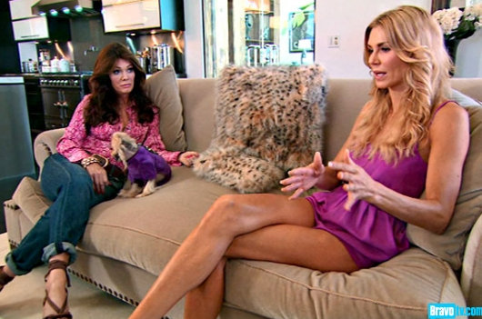 Brandi Glanville Says Lisa Vanderpump Lied About Abuse Allegations